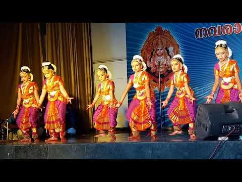 Bharathanatya Padham- N R Anusree Arangettam Video 2 @ Chottanikkara 30-9-2018 Sunday