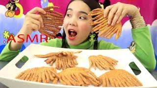 ASMR Fried Onion Rings *Extreme Crunch EATING SOUNDS*mukbang