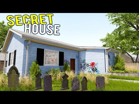 HOUSE HIDING SOMETHING SINISTER GETS FLIPPED AT AUCTION! - House Flipper Gameplay