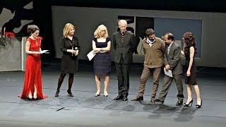 Ciega, de Eskit Vogt y Yo no soy él, de Tayfun Pirselínoutlu premiadas en el Festival de Cine de...