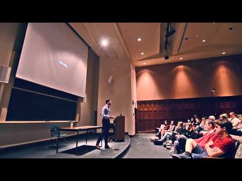 Twenties BeatDown talk at University of Richmond