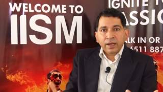 Maneesh Konkar talks about Sports Management Industry
