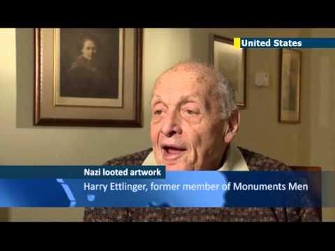 Nazi Modern Art Treasure Trove: US WWII veteran unsurprised by billion dollar Munich discovery