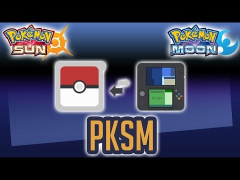 Mobile Pokegen + Pokebank | PKSM via 3DS Homebrew Tutorial, Demo, & Review