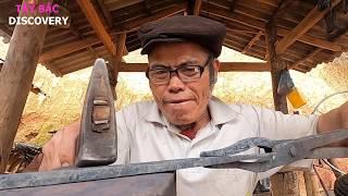 DAO MEO CHU DIA | Dạy nghề rèn và người được chọn  #2