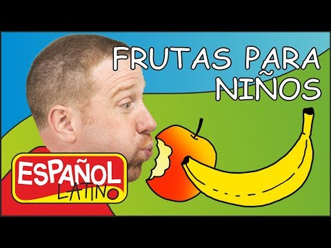 Frutas para niños | Cuentos infantiles | Steve and Maggie Español | Spanish for Kids
