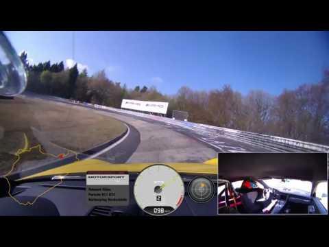 Porsche 911 GT3 @ Nürburgring 7
