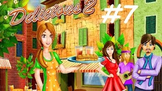 Delicious 2 - The Cafeteria, Day 1 - 5 (#7) (HD) (Let
