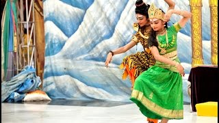 Skandha Vaibhavam - Dance Drama by the Bal Vikas children of Tamil Nadu - Oct 27 2015