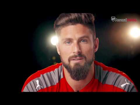 Olivier Giroud - Come sign with me