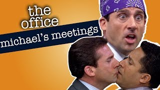 Michael's Best Meetings  - The Office US