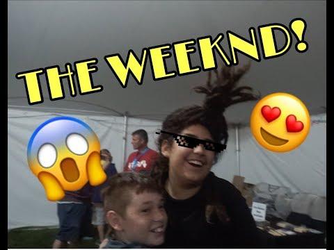 GFM Tour Vlog 5! : We Met The Weeknd! (Last Vlog Part 1)