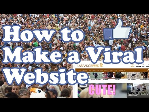 how to make a blog viral