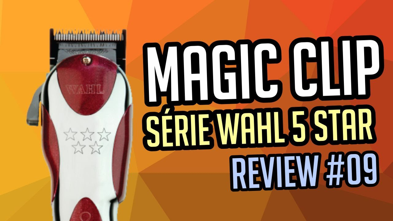 ca1dc684f Magic Clip (Wahl) - REVIEW #09 - YouTube