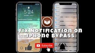 Download Mp3 Paling Dicari !!! Fix Notification Iphone Bypass