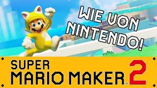 Wie von Nintendo! • Super Mario Maker 2