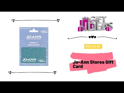 Jo Ann Stores Gift Card