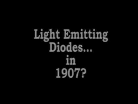 Light Emitting Diodes... in 1907?