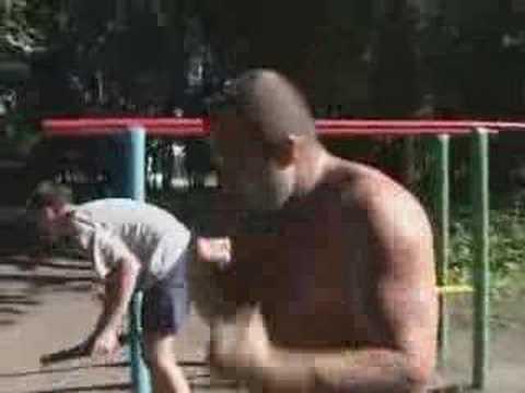 Fedor - Shadow boxing