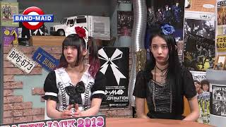 20180228 ROCKET COMPLEX BAND-MAID