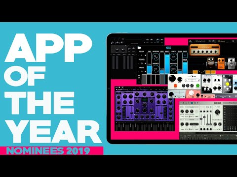 IOS Music Making App Of The Year 2019 NOMINEES