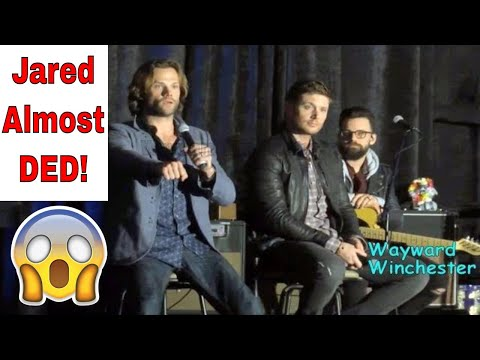 Jared Padalecki Opens Up About His Near Death Experience In Africa SanFranCon 2017