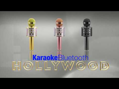 Xtreme microfono karaoke Hollywood