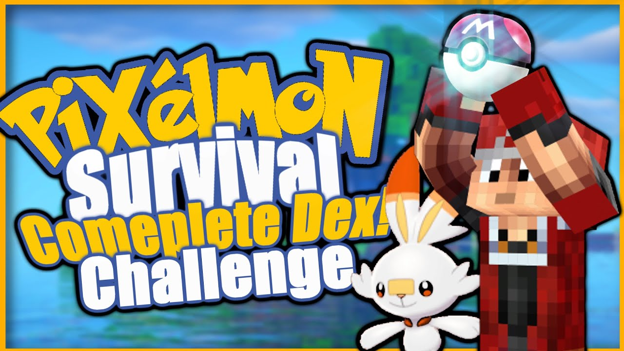 Minecraft Pixelmon GHOSTLY ADVENTURE! - Quest for the Complete Pokedex!