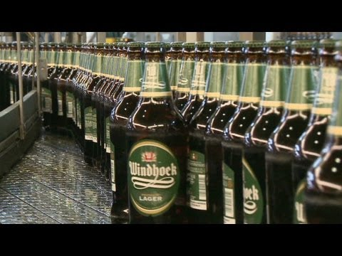 Namibia's beer dilemma