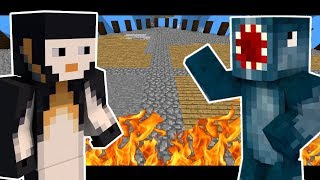 One of SB737's most viewed videos: Minecraft | FRIEND OR FOE? | WE BUILT A PVP ARENA!! (31)