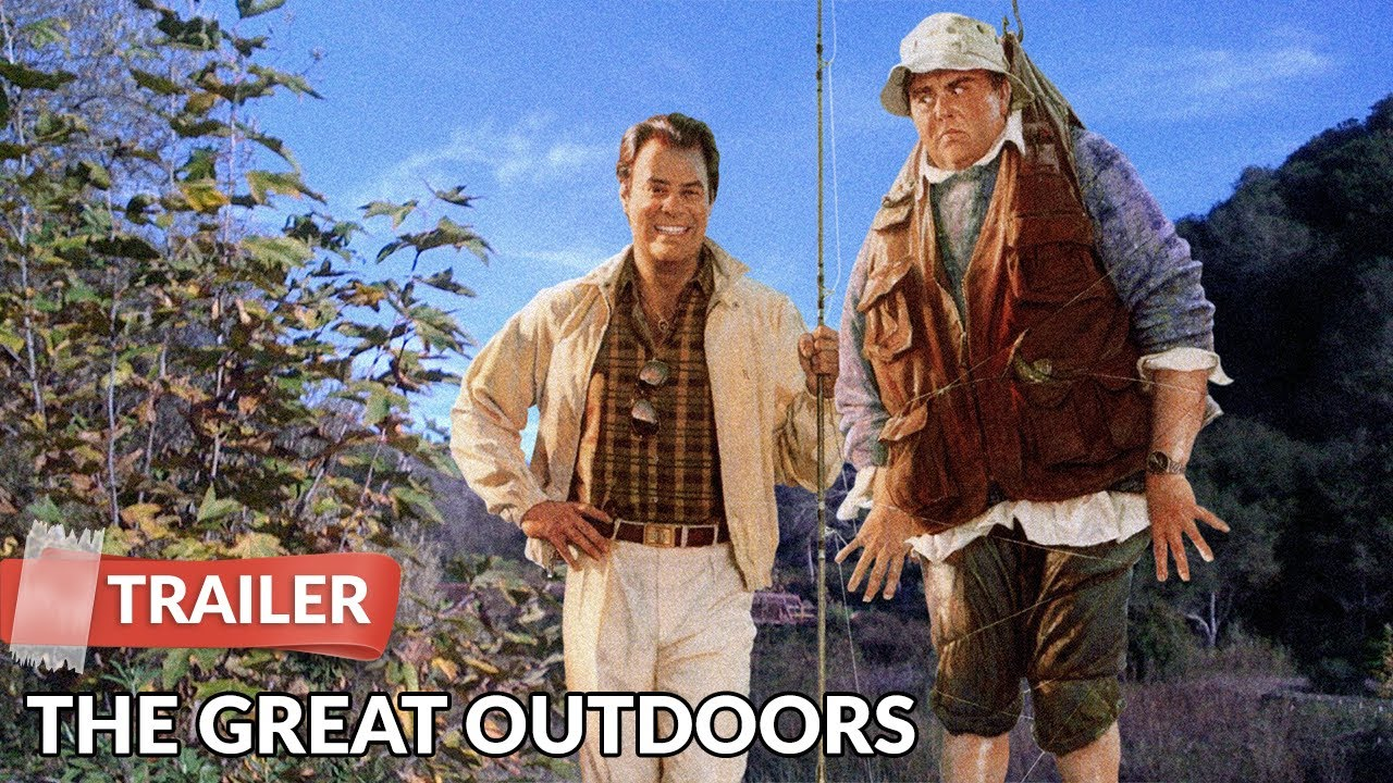 The Great Outdoors: The Great Outdoors 1988 Trailer HD