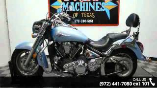 2004 Kawasaki Vulcan 2000 - VN2000A  - Dream Machines of ...(, 2016-04-19T11:01:45.000Z)