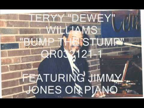 Bump The Stump by Terry Williams/ Jimmy Jones (QR 032121 1)