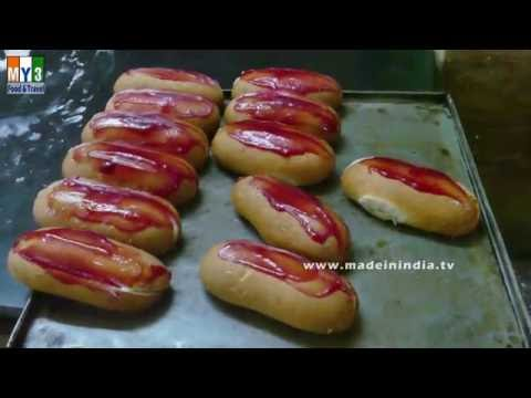 YAMMY JAM AND BREAD    BAKERY FOODS IN INDIA   STREET FOODS IN INDIA street food