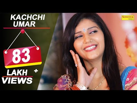 Kachchi Umar || Vickky Kajla, Sapna Chaudhary, Makk V || Haryanvi New Video Songs