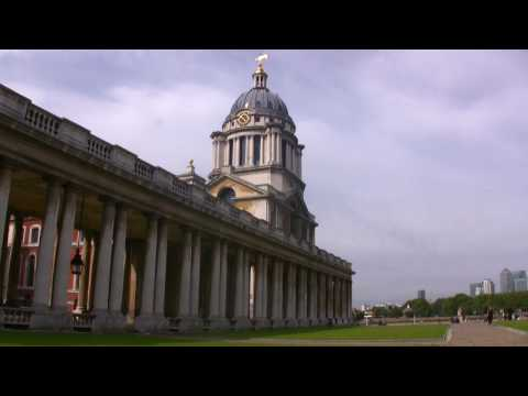 Greenwich, England - Time To Travel