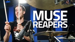 Muse - Reapers - Drum Cover