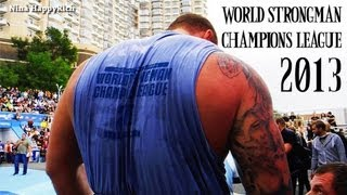 NHR ☆ Мировой рекорд Strongman Champions во Владивостоке 2013 / World Record Strongman Champions