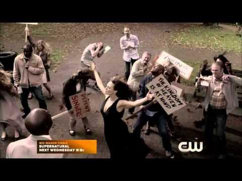 Сверхъестественное (11 сезон, 10 серия) - Промо [HD]