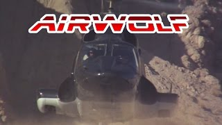 Airwolf HD theme music Type A 2015