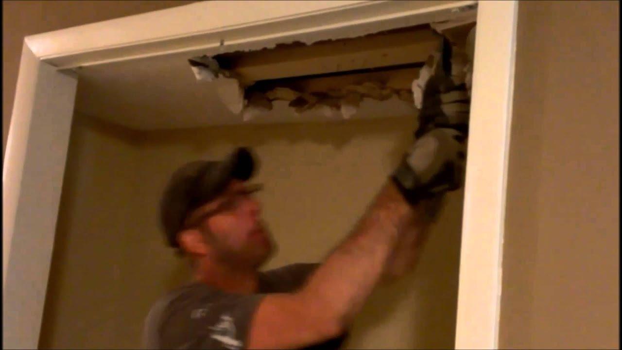 Predatory Remodeling   Closet Demolition