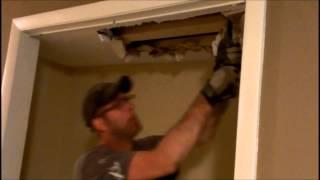 Predatory Remodeling - Closet Demolition