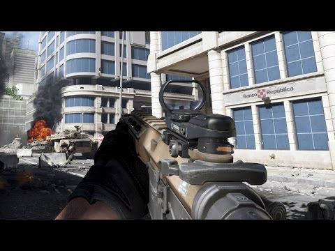 How to get Better Graphics Quality on the Playstation 4 (Call of Duty Ghosts Gameplay - Update)