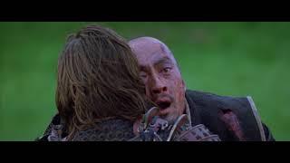 Самый грустный момент фильма Последний самурай