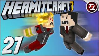 High Velocity Face Smashificating!! - Hermitcraft Season 7: #27