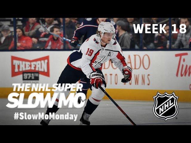 Super Slow Mo: Week 18