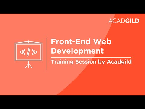 Онлайн-курс Advanced front-end Сергей Пузанков