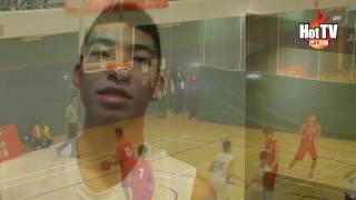 聖若瑟英中vs高主教(2016.12.22.學界籃球精英賽男