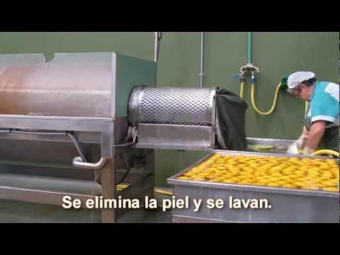 Melocotón en almíbar - Conservas Serrano S.L.