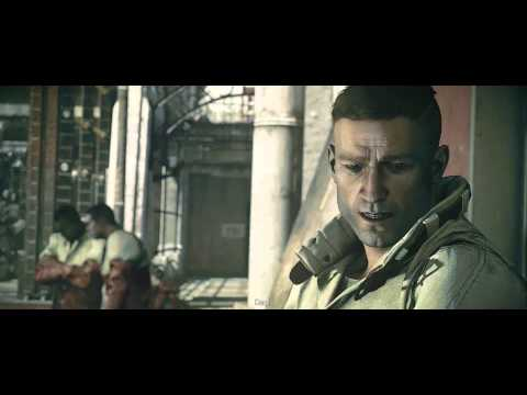 Wolfenstein The New Order: All Scenes & Cinamatics - Movie - ( PS4 / 1080p HD )